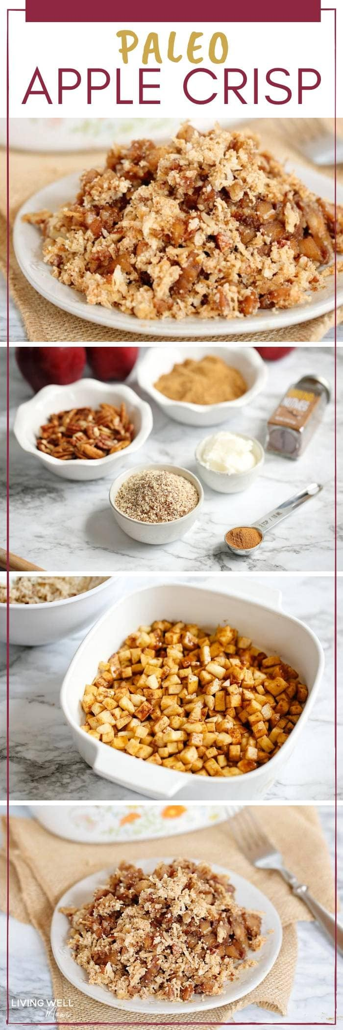 paleo apple crisp recipe