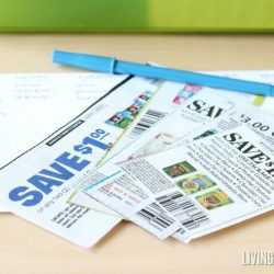 The Simple Way to Organize Coupons