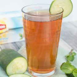Cucumber Mint Iced Tea