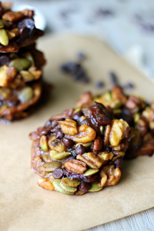 Paleo Power Cookies by Primally Inspired are packed with protein.