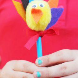 Turkey Pencils