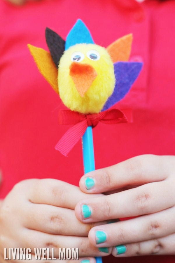 turkey pencils craft for kids kids will love crafting their own turkey pencils for thanksgiving - Turkey Images For Kids
