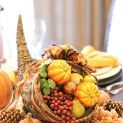 How to Plan & Organize Your Thanksgiving Dinner (Free Printable)