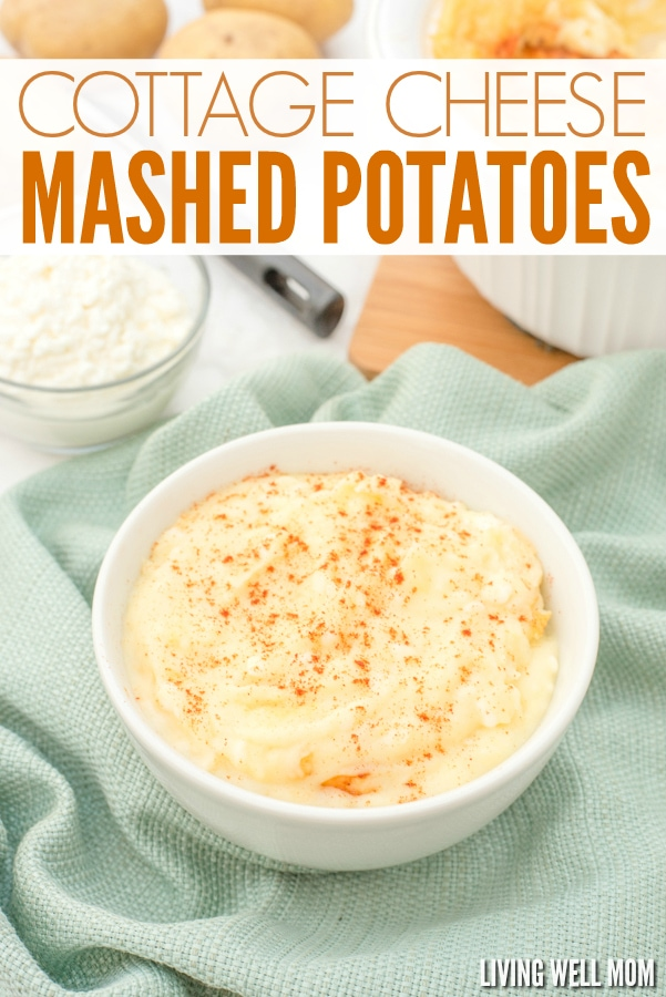 This Recipe For Cottage Cheese Potatoes Is A Simple Twist On Classic Mashed  Potatoes. Everyone