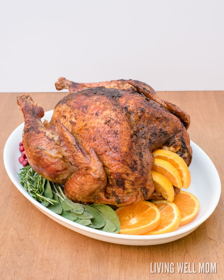 roasted herb rubbed recipe herb roasted turkey breast roasted turkey ...