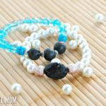 DIY Essential Oil Bracelet for Cold Relief