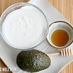 All-Natural Homemade Hair Mask Recipe