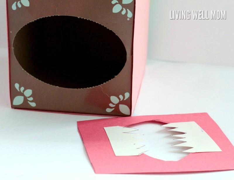 Love Bites Valentine Card Box – Valentine Card Boxes