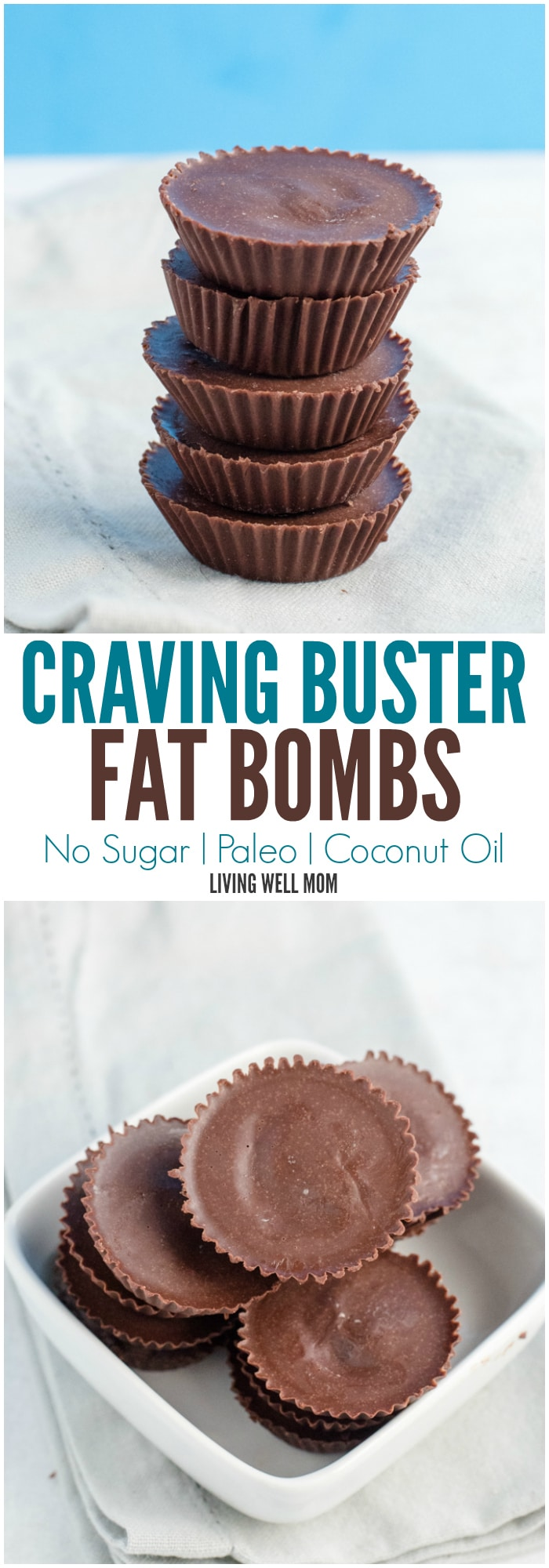 paleo keto chocolate fat bombs recipe