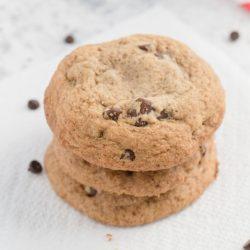 Gluten-Free, Dairy-Free Chocolate Chip Cookies