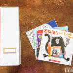 How to Organize Kids' Books