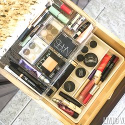 How to Organize Your Makeup Drawer in 4 Easy Steps