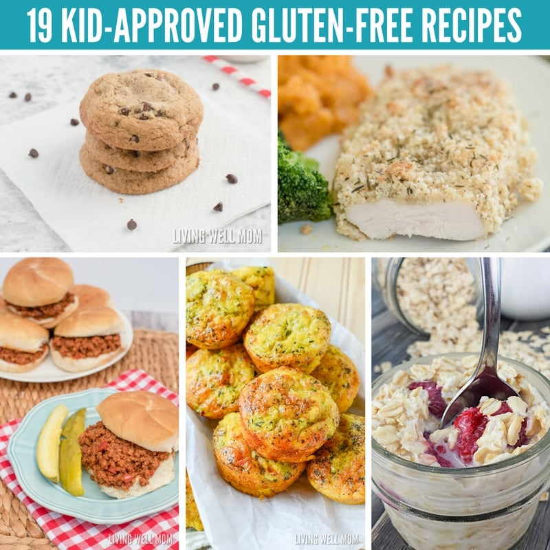 19 Kid Approved Gluten Free Recipes