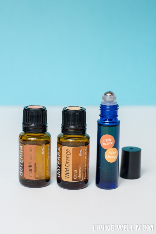 This DIY essential oil blend may help calm and reduce outbursts for kids who have autism. Get the recipe and read the testimonial of how this blend helped one mom and her autistic son here: