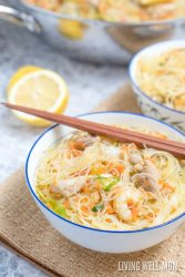 Quick and Easy One-Pot Pancit