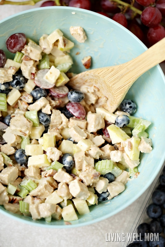 Waldorf Salad Calories California Pizza Kitchen