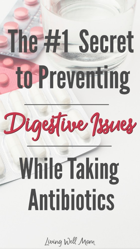 The secret to preventing digestive issues while taking antibiotics. By following this simple wellness tip, you can reduce damage to your gut and boost your immune system!