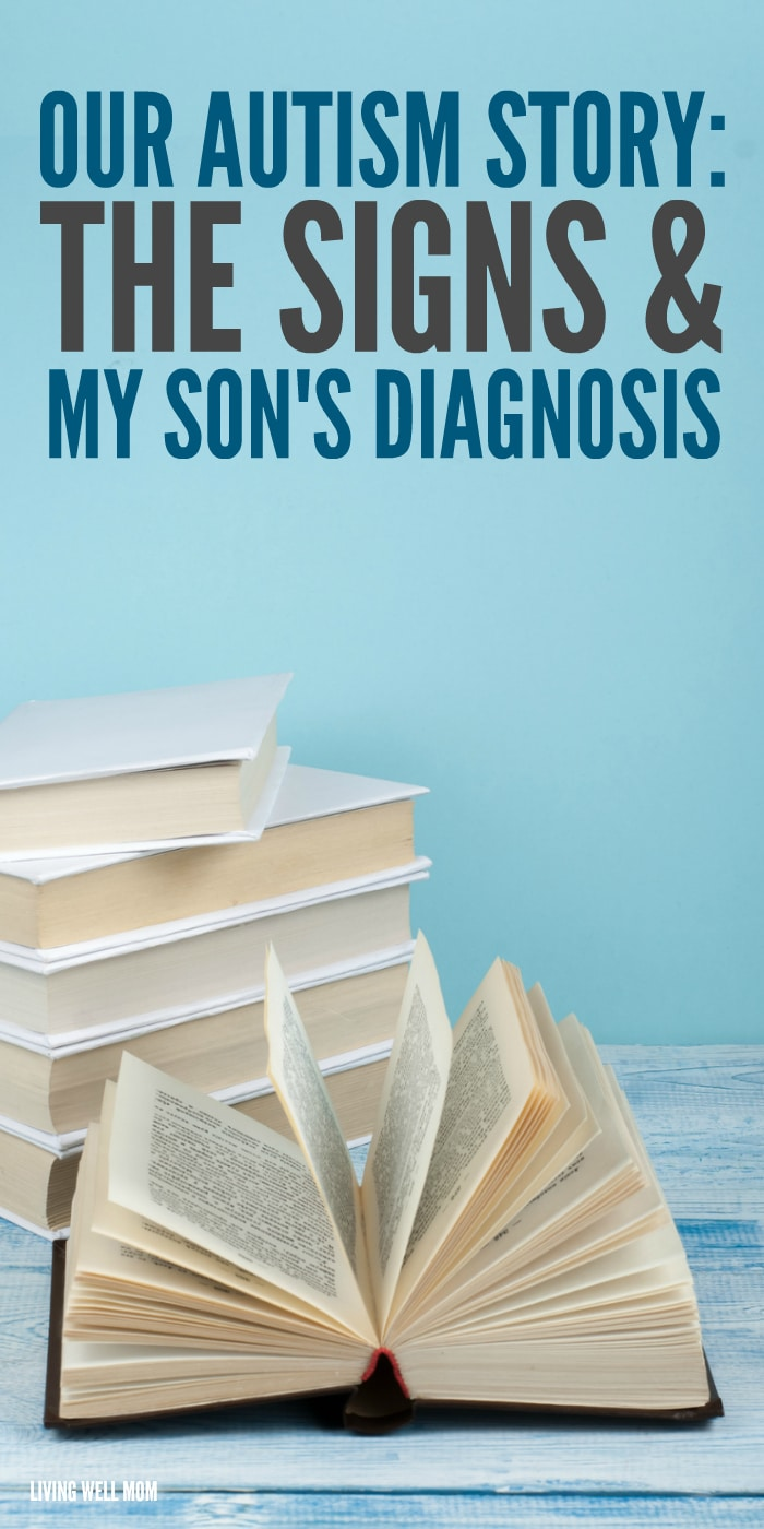 "Do you wonder if your child might have autism? Read our ""Autism Story"" - from the signs that led us up to my son's diagnosis to what we've done to successfully help him, I hope our story will give you insight and hope."