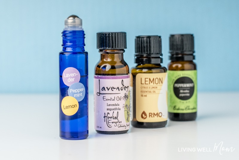 natural home remedies for seasonal allergies - essential oils