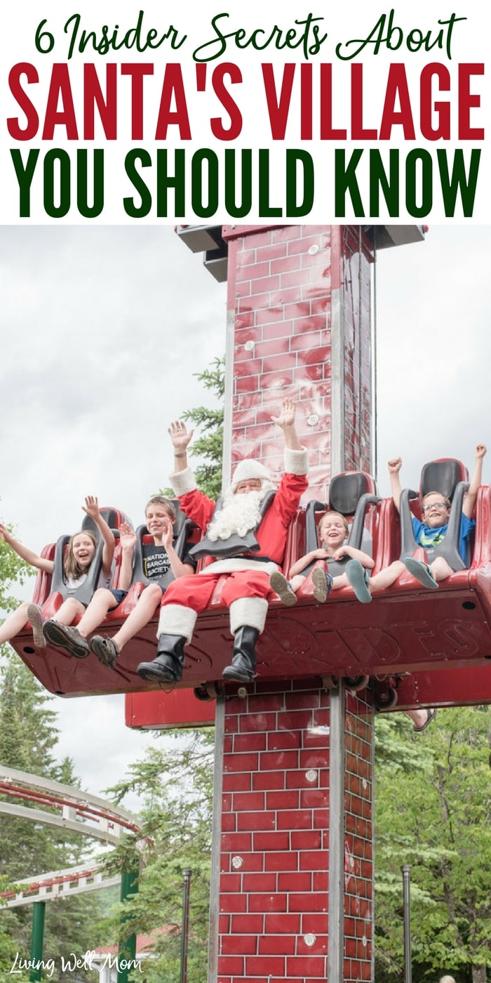 Planning to visit the fun family attraction Santa's Village? Here are 6 insider secrets you should know!
