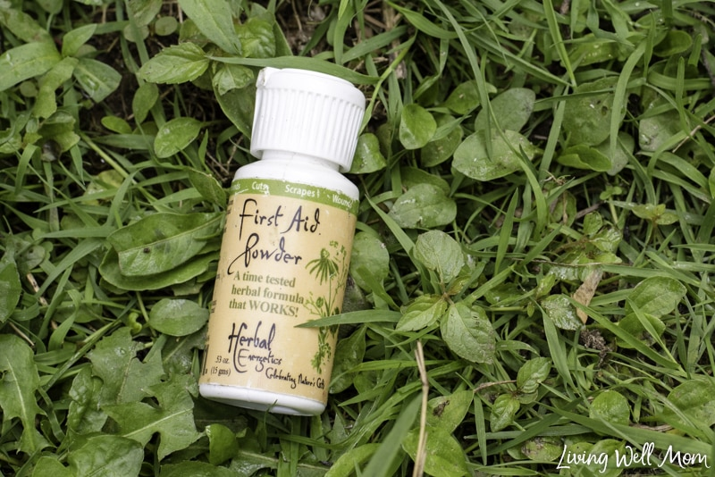 Want to go natural? Here are 9 ready-made helpful things, from herbal to homeopathic remedies, to include in a natural first aid kit for your kids