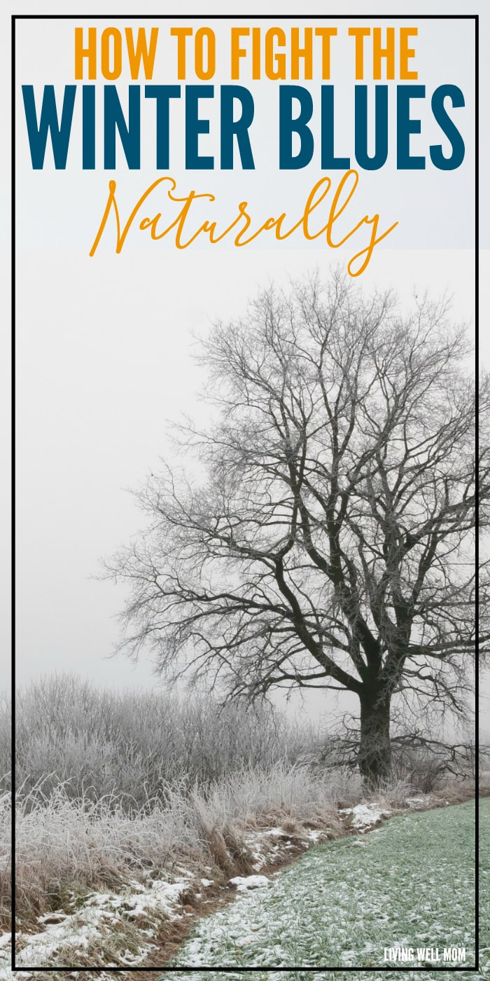 Do you ever struggle with fatigue and depression during the winter? Here's how you can effectively kick seasonal affective disorder (SAD) without any chemicals or medications!