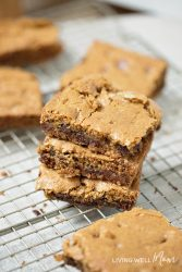 Gluten-Free Chocolate Chip Cookie Bars (Dairy-Free too)