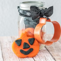 DIY Halloween Playdough Kit