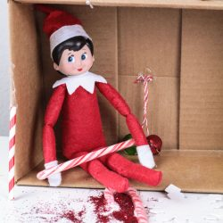 Elf on the Shelf Trap STEM Activity for Kids