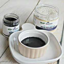DIY Charcoal Face Mask Recipe