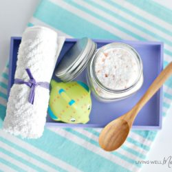 Calming Bath Salts for Kids