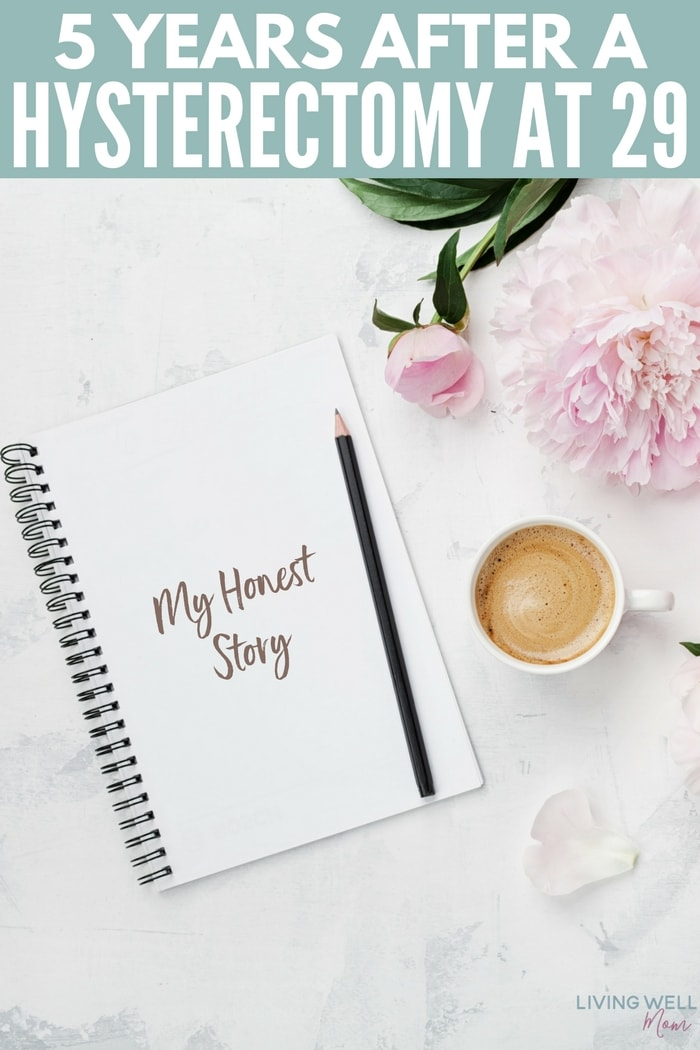 after a hysterectomy story
