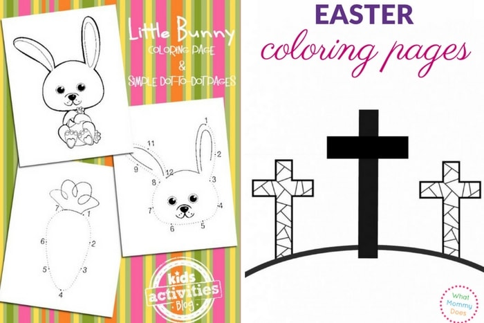 Free Printable Easter Activities (1)