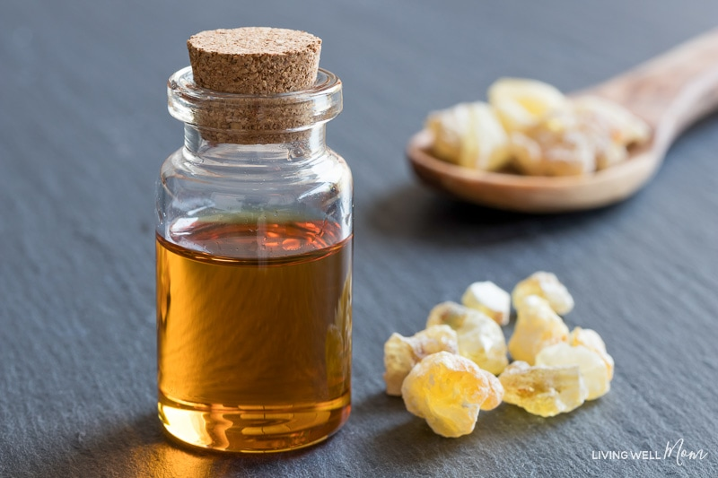 frankincense essential oil for dry skin