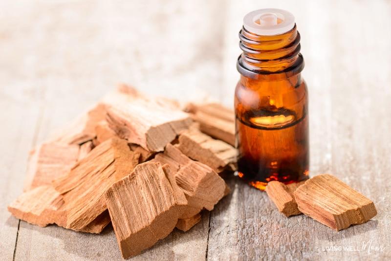 sandalwood essential oil for dry skin