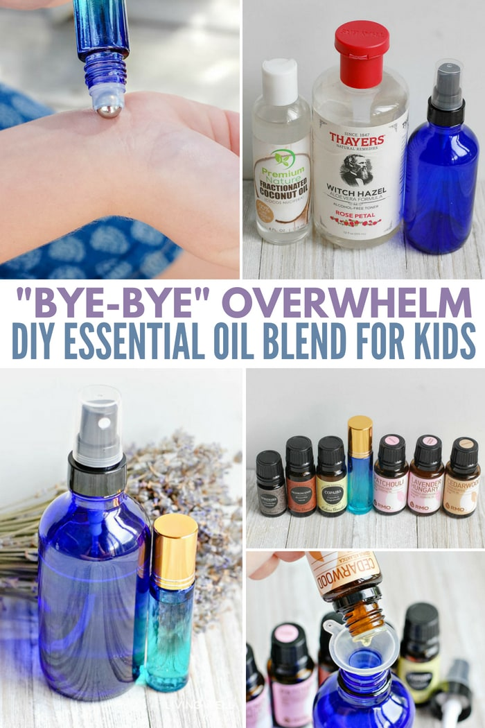 DIY Essential Oil Blend for Kdis