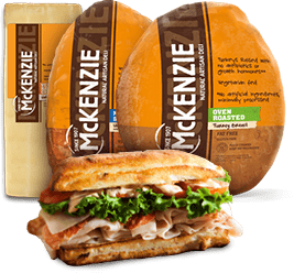 Mckenzie artisan deli products