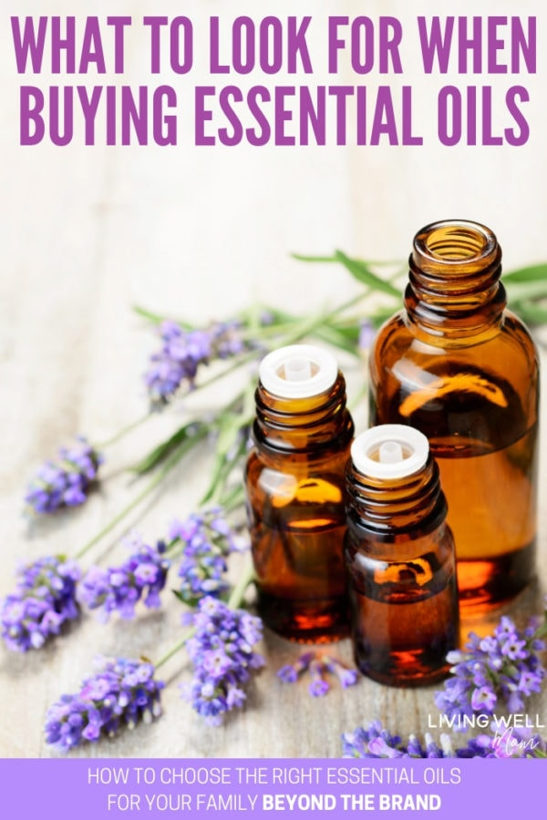 what to look for when buying essential oils beyond the brand