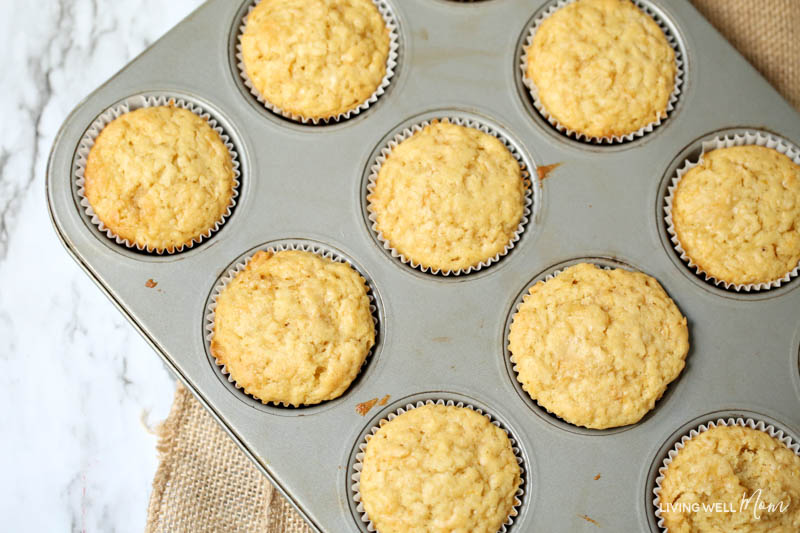cupcakes baked all the way