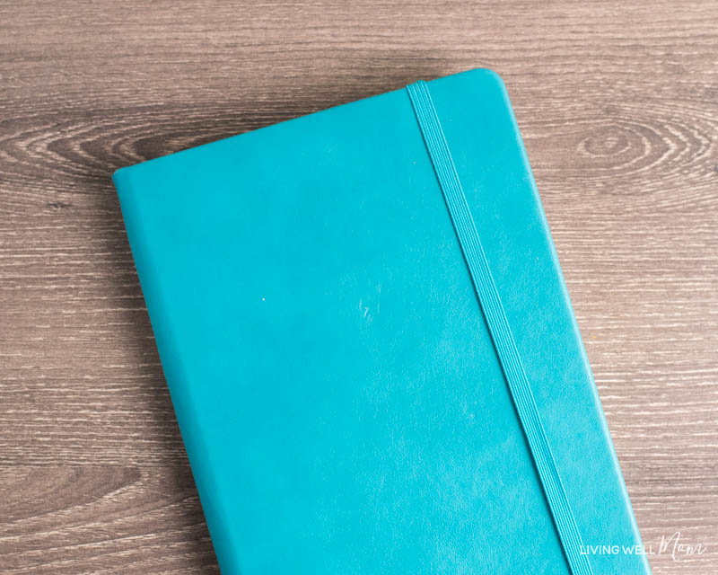 how to get started with bullet journaling - for busy, non-artistic moms