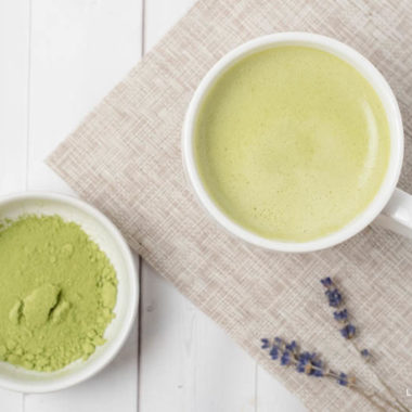 Green Latte powder mix