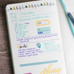 Practical Bullet Journal Ideas for the Busy, Non-Artistic Mom