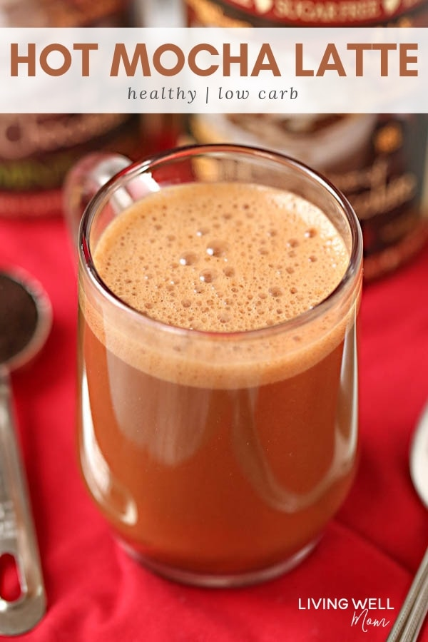 hot mocha latte recipe