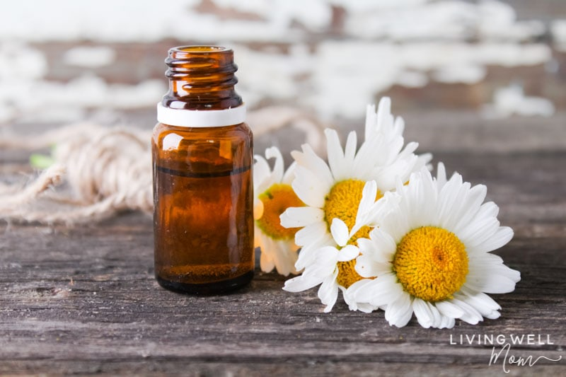 chamomile essential oil for relieving allergies