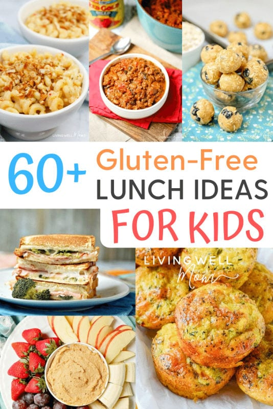 gluten-free lunch ideas for kids