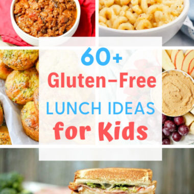 gluten-free lunch box ideas for kids