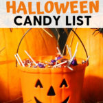 2019 gluten-free Halloween candy list