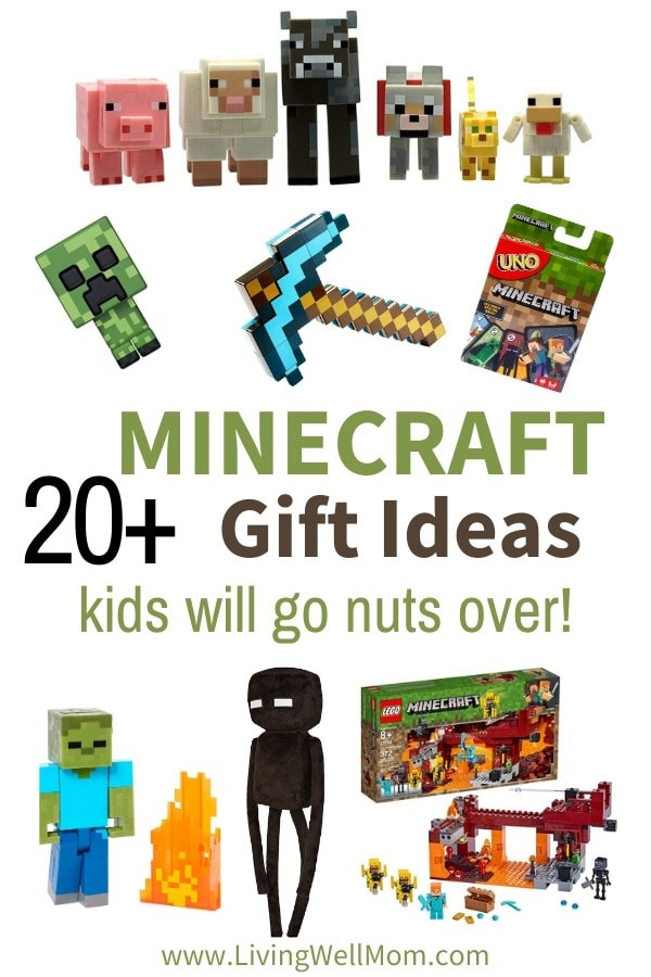 minecraft gift ideas