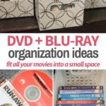 DVD and Blu-Ray Organization