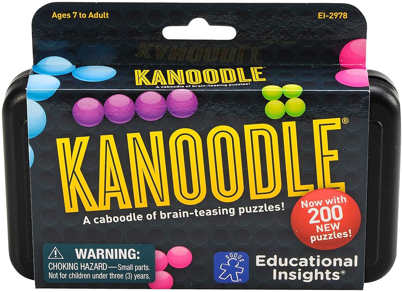 brainteaser Kanoodle game